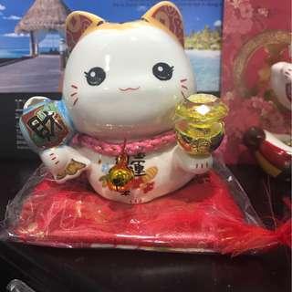 Fortune Cat JSGF