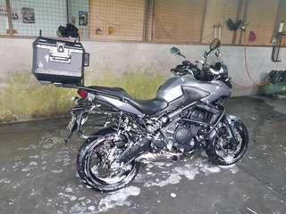 Kawasaki Versys 650 (KLE650D)