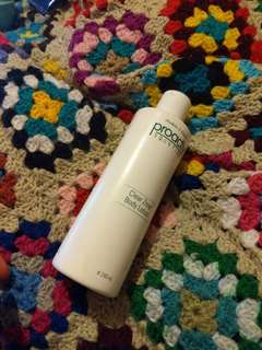 Proactive clear body lotion