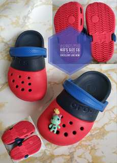 Authentic Crocs Kid's Preloved C6