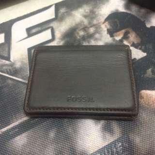 FOSSIL MINI WALLET/CARD HOLDER