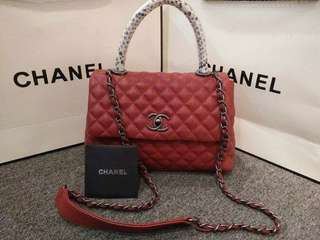 Chanel coco handle boutique quality