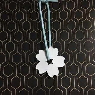 Scented Clay Ornament - Cherry Blossom