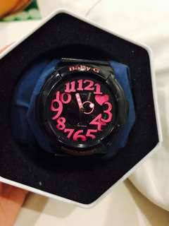 G Shock Baby G Girl's Generation