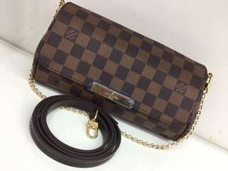 LV Sling Bag boutique quality