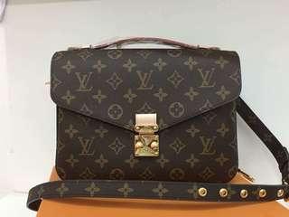 Louis Vuitton Pochette Metis boutique quality
