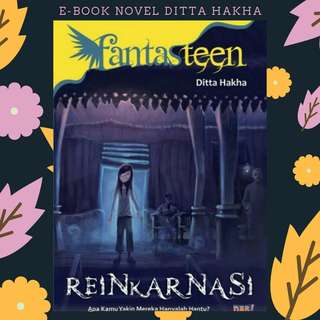 EBOOK PDF NOVEL FANTASTEEN REINKARNASI