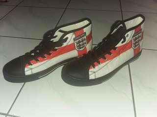 Warrior custom england