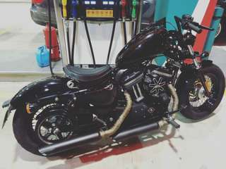 Harley Davidson Sportster XL1200X Forty Eight