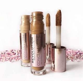 Define & Conceal Concealer by Makeup Revolution