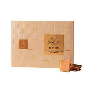 🚚 [現貨6/26抵台] 英國代購 比利時GODIVA 牛奶巧克力禮盒 36片