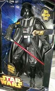 Talking Darth Vader
