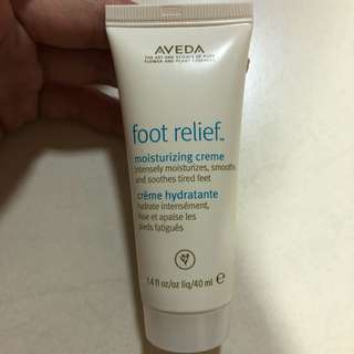 BN Aveda Foot Relief™ Moisturizing Creme 40ml