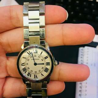 Original Cartier Watch