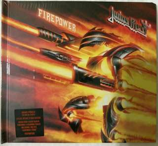 [Music Empire] Judas Priest - Firepower CD Album