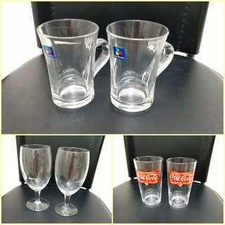 Wine Glasses 玻璃杯