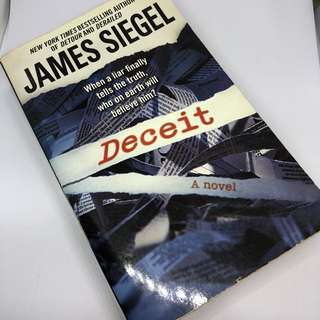 James Siegel's Deceit