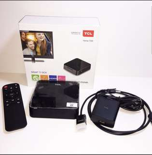 TV box (Brand new in box)