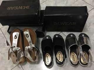 IM.WEAR shoes (ambil semua)