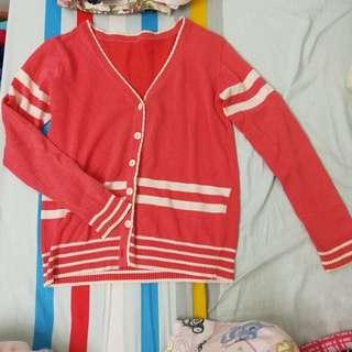Pink Korea Jacket