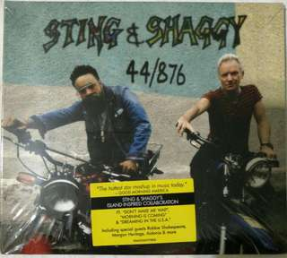 [Music Empire] Sting & Shaggy - 48 / 876 CD Album