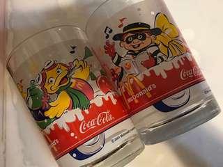 麥當勞杯 (兩隻)
