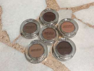 Innisfree Eyeshadow - 6pcs