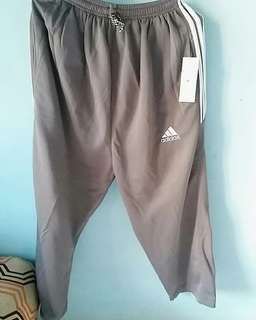 Celana training big size(adidas)