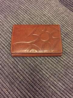 Westwood card holder/ wallet