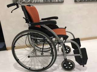 Karma S-Ergo 100 series Wheelchair