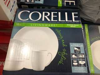 Corelle Winter Frost White