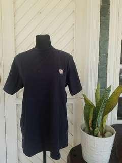 Imported Roland Garros Navy Blue Shirt