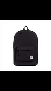 [June SALE!!]✔Herschel Classic Backpack (Black)