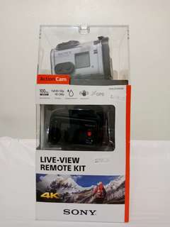 Sony 4K Action Cam with WiFi & GPS