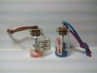 Bottle Charms (Lucky Charms) :)