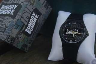 Jam Tangan Custom Sunday Sunday