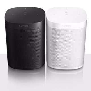 Sonos One. Each for $310.