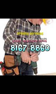 Handy drill Services