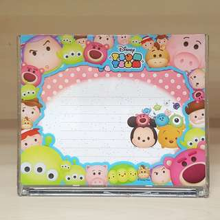 (Free normal postage) Disney Tsum Tsum Plastic Standing Fame For Picture Photo Signage