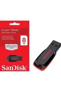 SanDisk 8GB USB Flash Drive