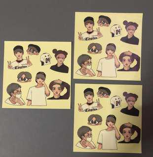 EXO Baekhyun Sticker