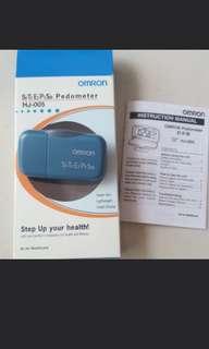 Omron step tracker HJ-005 Pedometer
