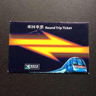 懷舊 地鐵票紙套  ®MTR