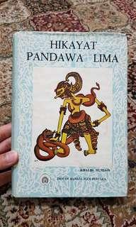 Hikayat Pandawa Lima (RARE!)