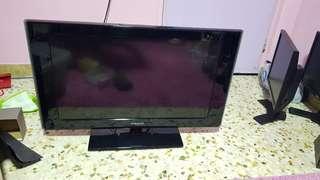 """SAMSUNG 32"""" LCD TV  LA32A550"""