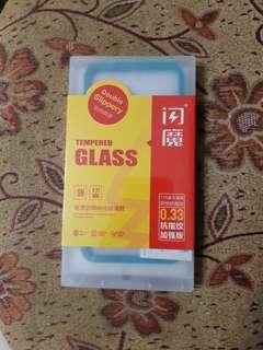 Samsung A8 強化玻璃膜