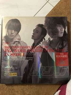 JYJ (Anniversary package)