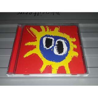 PRIMAL SCREAM - Screamadelica (CD, Album)