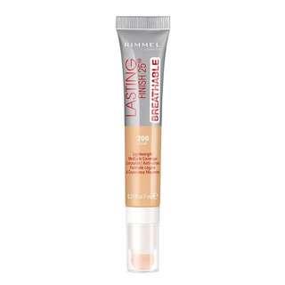Rimmel London 25hour lasting finish breathable concealer