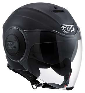 AGV Fluid matt black